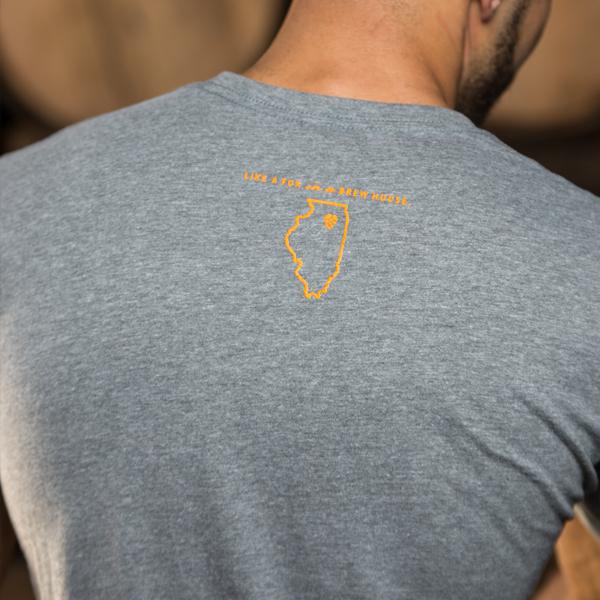 Men's Kit Kupfer T-Shirt Back