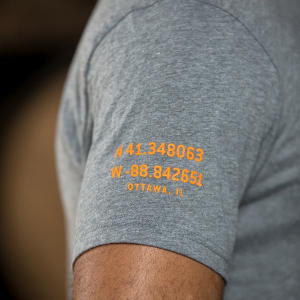 Men's Kit Kupfer T-Shirt Sleeve