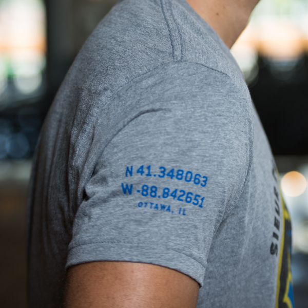 Men's Sieur de Lasalle T-Shirt Sleeve