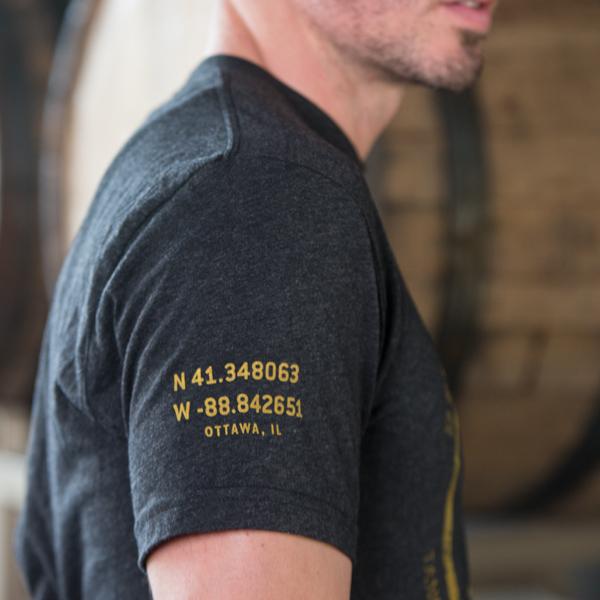 Men's Devil's Paint Box IPA T-Shirt Sleeve