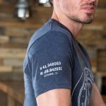 Men's Tangled Roots T-Shirt Sleeve