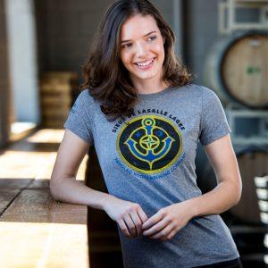 Women's Sieur de Lasalle T-Shirt Front